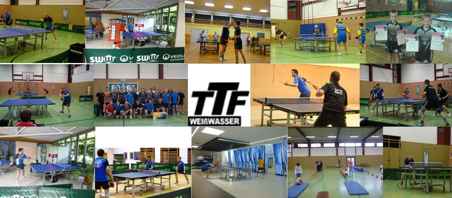 Tischtennisfreunde Weißwasser e.V.